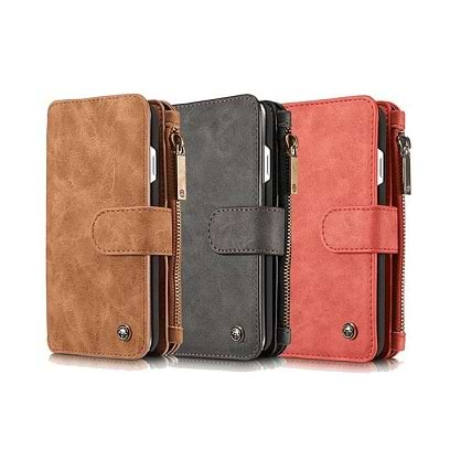 Harrms Leather Wallet Case For iPhone 7 & 7 Plus