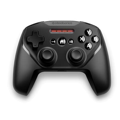 SteelSeries - Nimbus+ Wireless Gaming Controller / Black Black