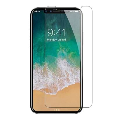 Recover - Glass Screen Protector for iPhone X Clear