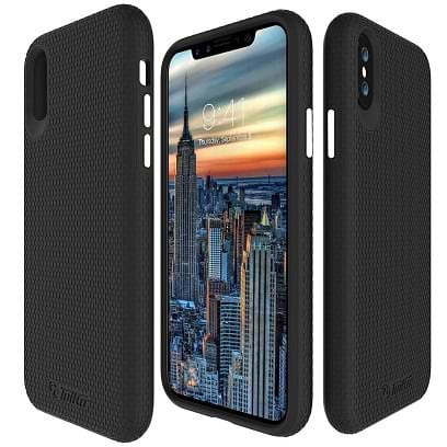 Toiko - X-Guard for iPhone Xs Max / Black Black