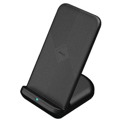 iWalk - QI Wireless 10W Fast Charging / Black Black