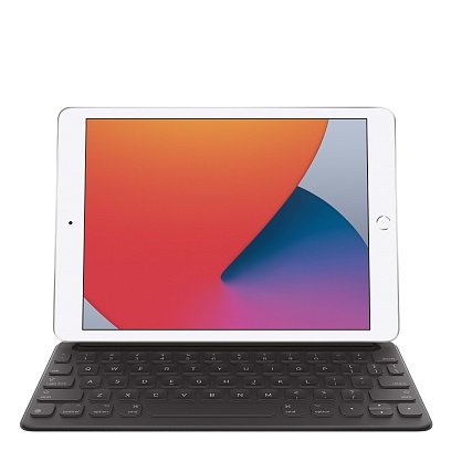 Apple - Smart Keyboard for iPad and iPad Air / Space Grey Space Gray