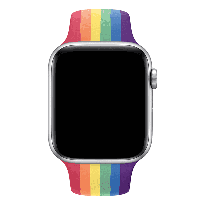 Apple - Apple Watch Sport Band / Pride Edition