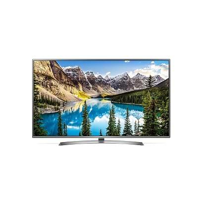 LG - 70 SmartTV  UHD / Black Black