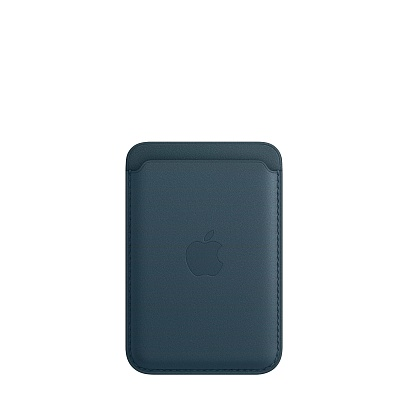 Apple - iPhone Leather Wallet with MagSafe