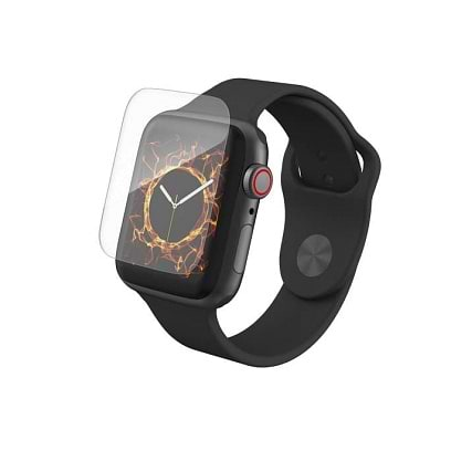 Zagg - Screen Protector for Apple Watch 40mm / Clear ללא צבע