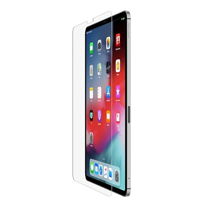 Spirit - Glass Screen Protector for iPad Pro 12.9 (3rd generation) / Clear Clear