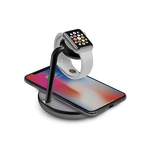 Kanex - GoPower Watch Stand with Wireless Charging Base / Black