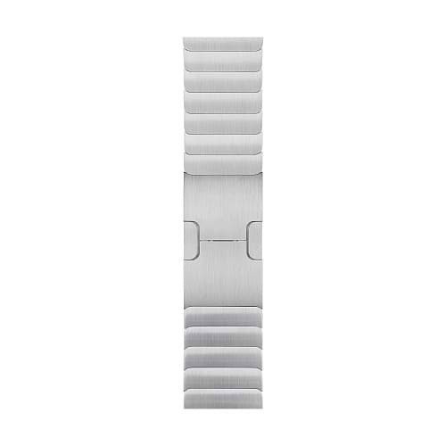 Apple - Apple Watch 42mm Link Bracelet / Silver