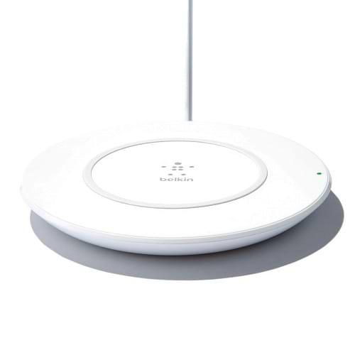 Belkin - BoostUp QI Wireless Charging / White