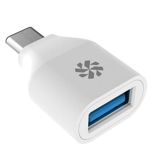 Kanex - USB-C to USB 3.0 Mini Adapter / White
