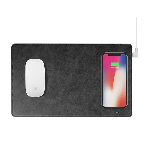 GazeLAB - GazePad Pro Wireless Charging Mouse Pad / Black