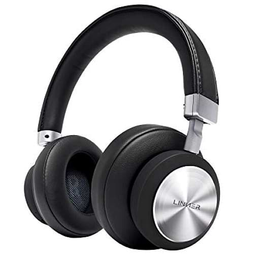 LINNER - ANC Over Ear NC90 Wireless Headphones