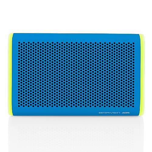 BRAVEN 405 WaterProof BT Blue
