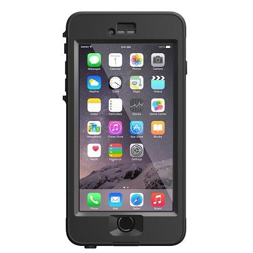 LifeProof Nuud iPhone 6 Plus Black