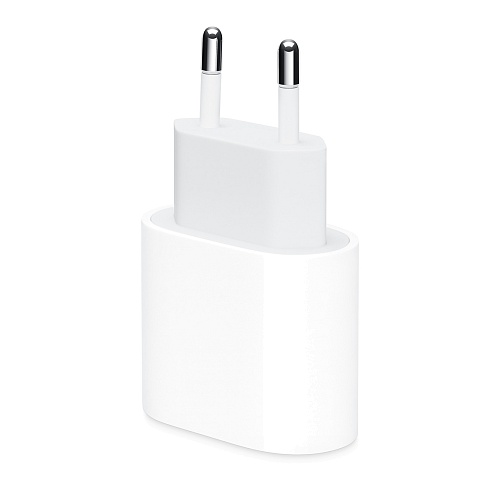 Apple - 20W USB-C Power Adapter / White