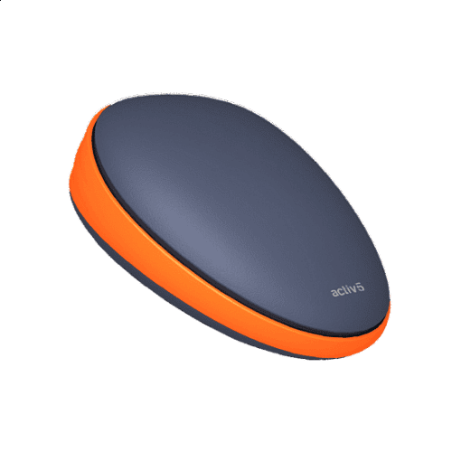 Activ5 - Portable Workout Device / Black/Orange