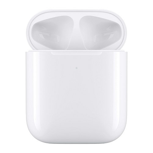 Apple - AirPods 2 Case with Wireless Charging / Case Only *מחודש*