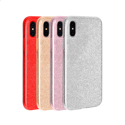 Spirit - Sparkling Case for iPhone XS Max