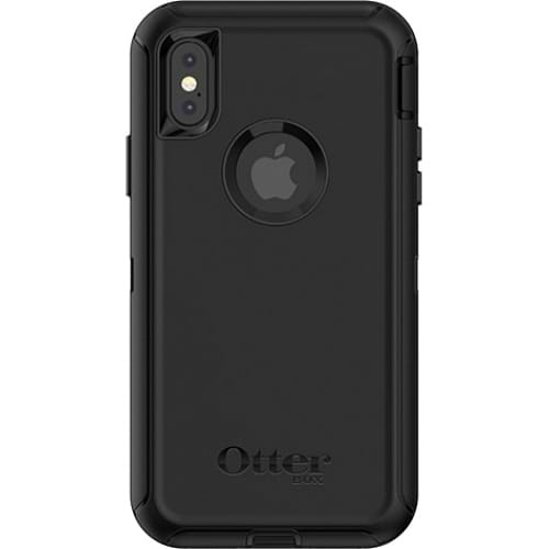 Otterbox - Defender for iPhone X / Black