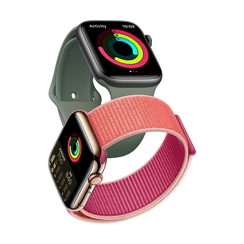 Apple - Apple Watch Series 5