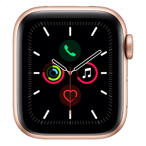 Apple - Apple Watch Series 4 GPS + Cellular 40mm / Gold Aluminium (Case Only) *תצוגה*