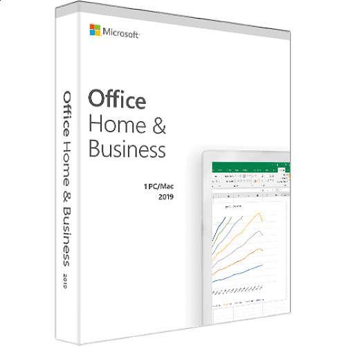 Microsoft - Office Home and Business 2019