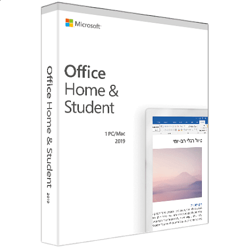 Microsoft - Office Home and Student 2019