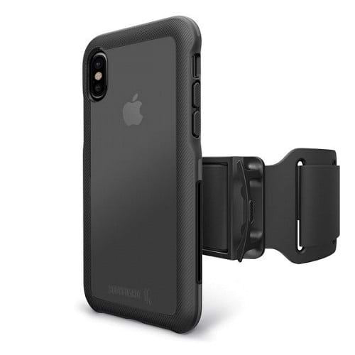 BodyGuardz - Trainr Pro Case for iPhone X/XS