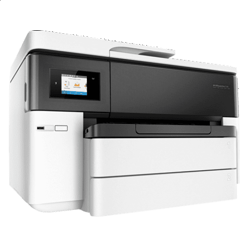 HP - OfficeJet Pro 7740 Wide Format AIO A3