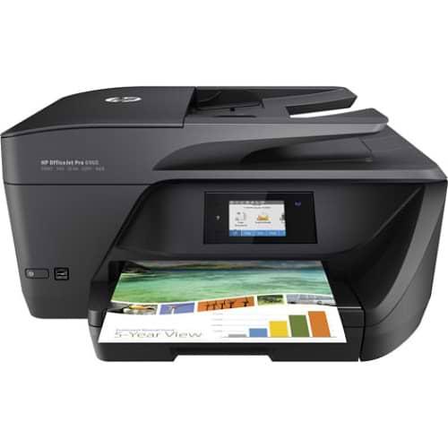 HP - Officejet Pro 6960 AIO 625