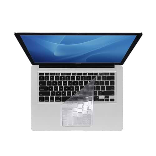 KB Cover - Clear MacBook 13-17 - ISO