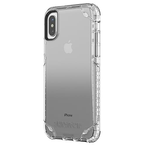 Griffin - Survivor Strong for iPhone X / Clear
