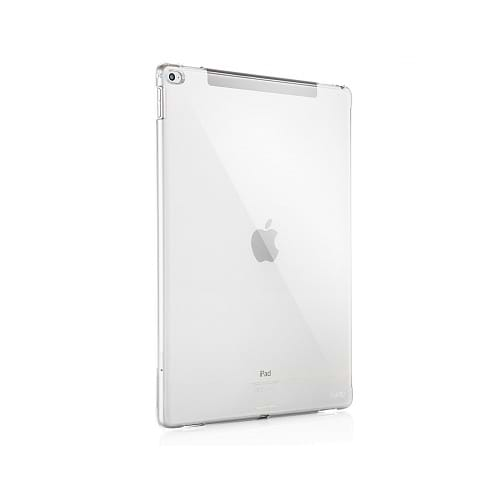 STM - Half Shell for iPad Pro 12.9 (2017) / Clear