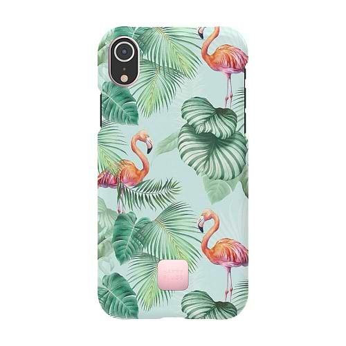 HappyPlugs - Case for iPhone XR / Pink Flamingo