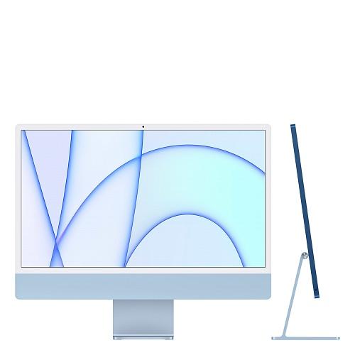 Apple - iMac 24 with Apple M1 (8-Core CPU | 8-Core GPU) / 256GB SSD