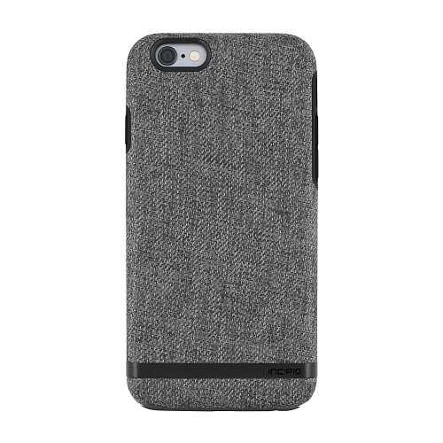 Incipio [Esquire Series] Cotton Case iPhone 6/6S plus  grey