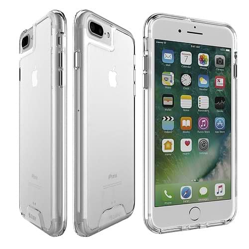 Toiko - Chiron for iPhone 6/7/8 Plus Clear