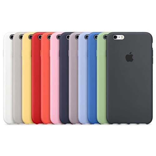 iPhone 6/6s Plus Silicone Case