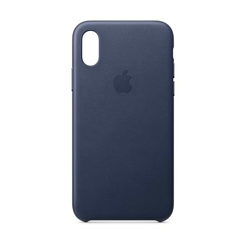 Apple - iPhone X/Xs Leather Case