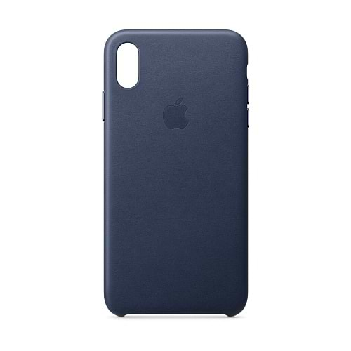 Apple - iPhone XS Max Leather Case
