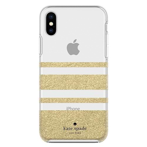 kate spade - new york Protective Hardshell Case for iPhone XS Max