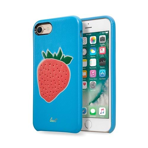 LAUT - Kitsch for iPhone 7 / Fraise