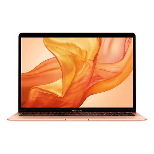 MacBook Air 13 (2018)/1.6GHz i5/8G Ram/128GB / Gold *מחודש*