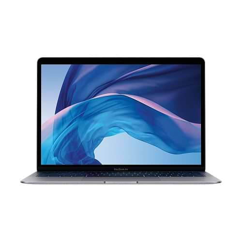 Apple - MacBook Air 13 (2019)/1.6GHz i5/8G Ram/128GB / SpaceGrey *תצוגה*
