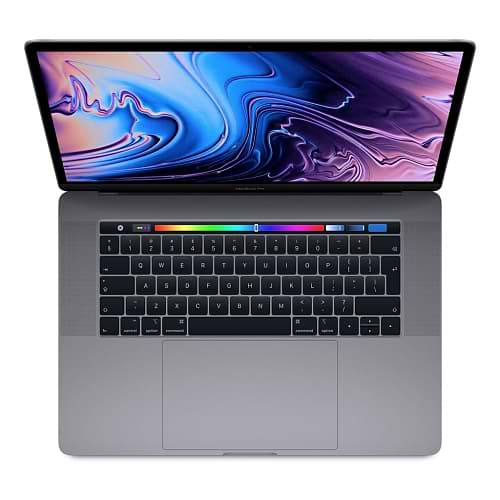 MacBook Pro 15 with Touch Bar 2.6 / 16GB / 512GB (Mid 2018)
