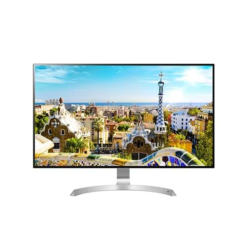 LG - Class 4K Display 32 inch with Type-C / White