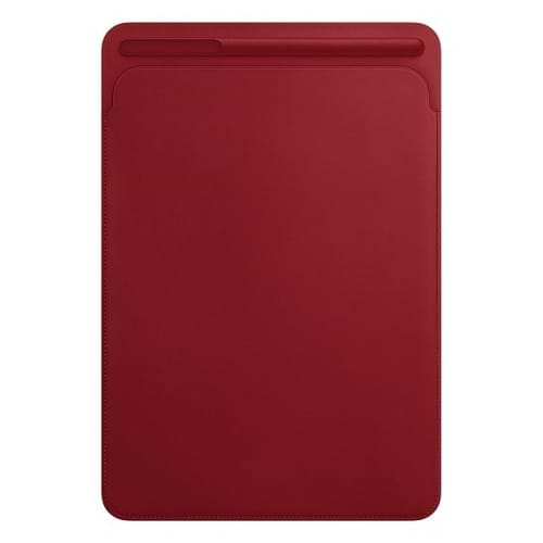 Leather Sleeve for 10.5 inch iPadPro - (PRODUCT)RED