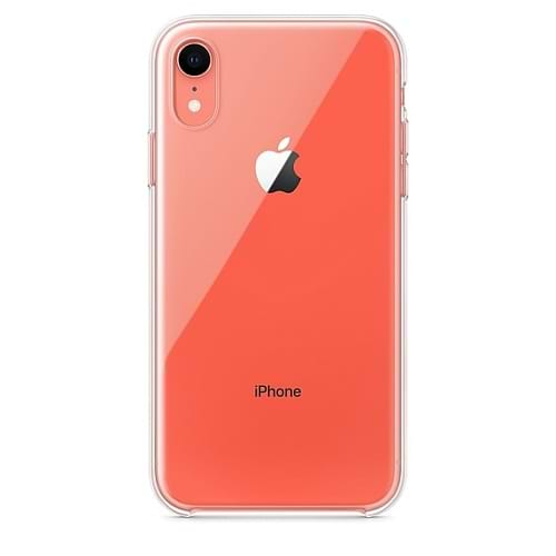 Apple - iPhone XR Case / Clear