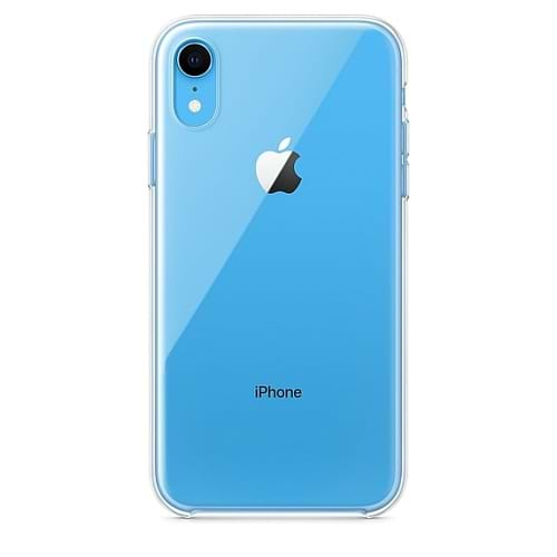 Apple - iPhone XR Clear Case